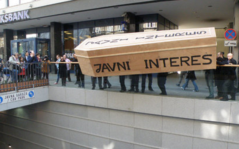 Drzava, to smo mi - Ne smijemo sahraniti javni interes
