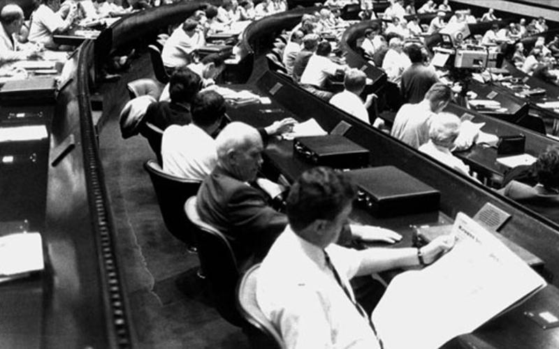 Preglasavanje i diskriminacija za najbolje ljude - Zasjedanje oba vijeca Skupstine SRBiH u junu 1991