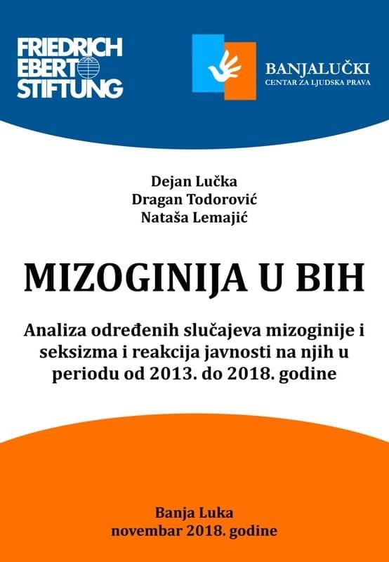 Mizoginija u BiH - Dejan Lučka