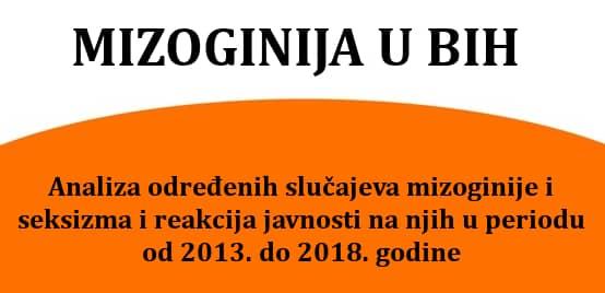 Mizoginija u BiH