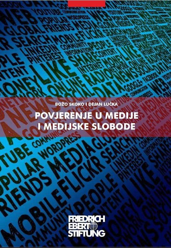 Povjerenje u medije i medijske slobode - Dejan Lučka