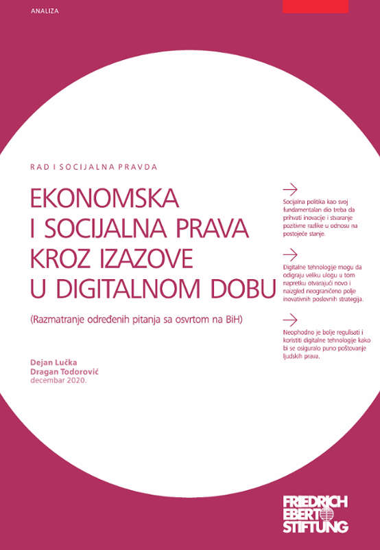 Ekonomska i socijalna prava kroz izazove u digitalnom dobu - Dejan Lučka