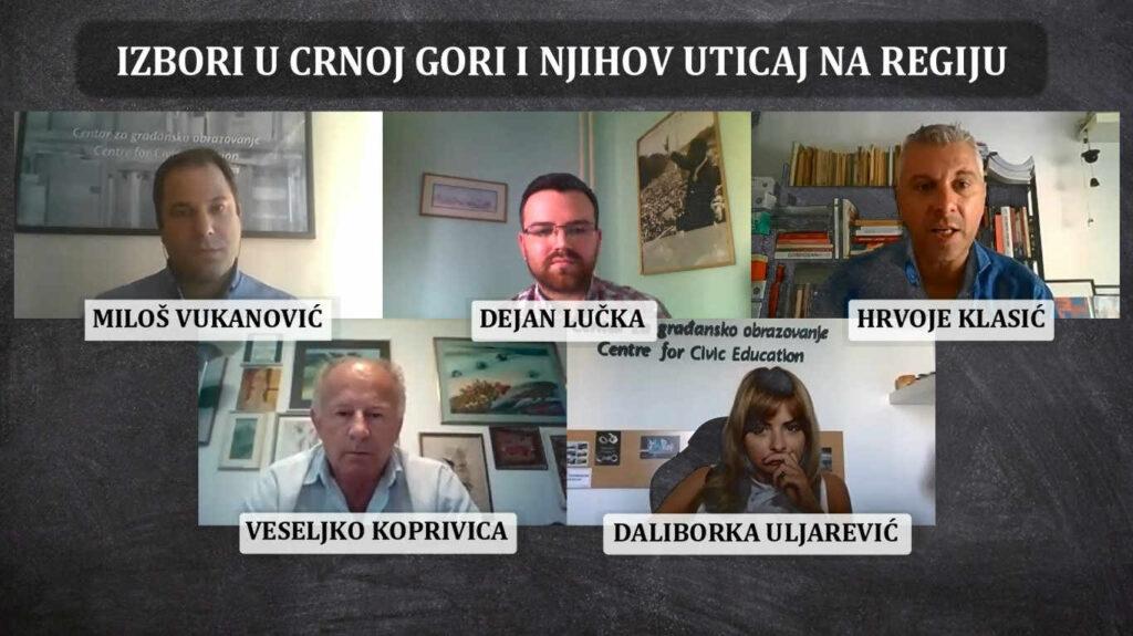 Izbori u Crnoj Gori i njihov uticaj na regiju