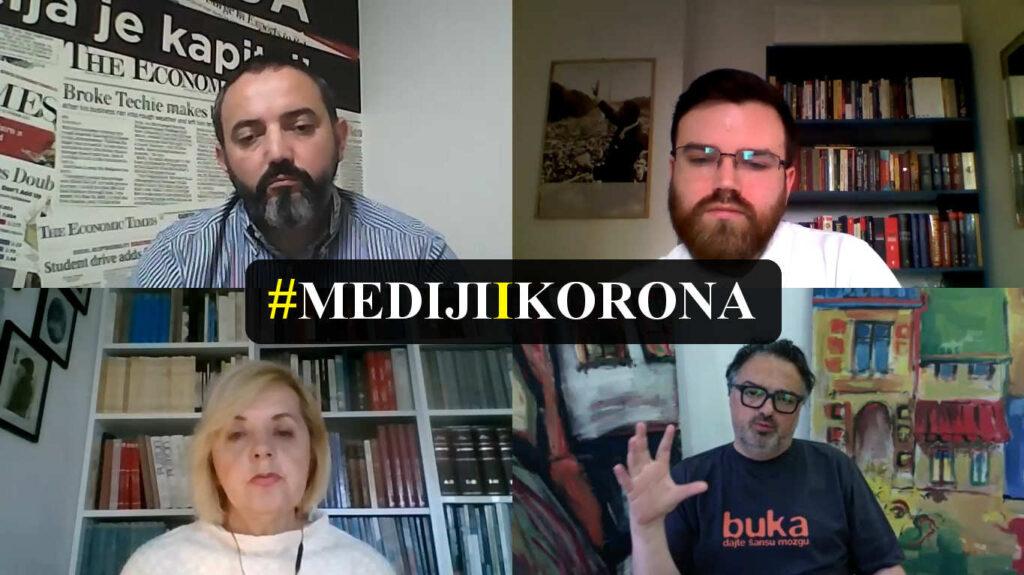Novinarstvo i mediji u doba korone