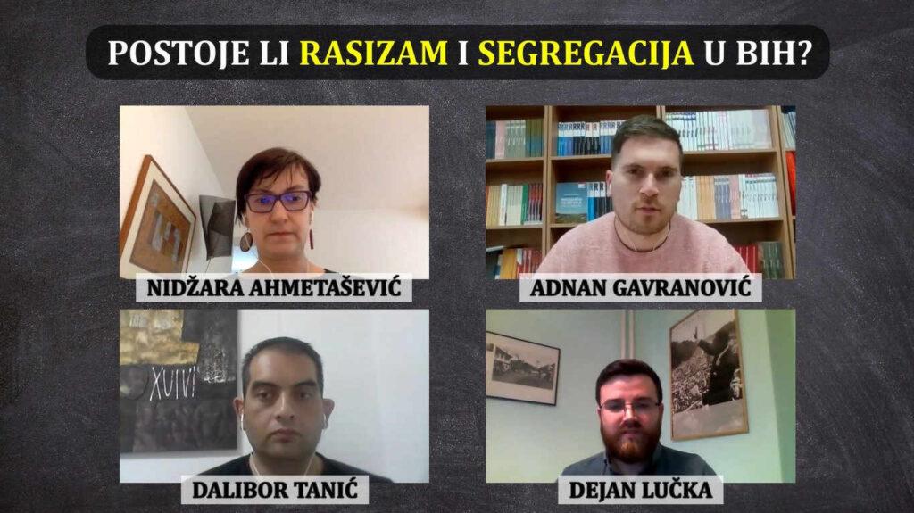 Postoje li rasizam i segregacija u BiH?
