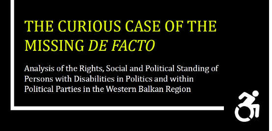 The Curious Case of the Missing De Facto